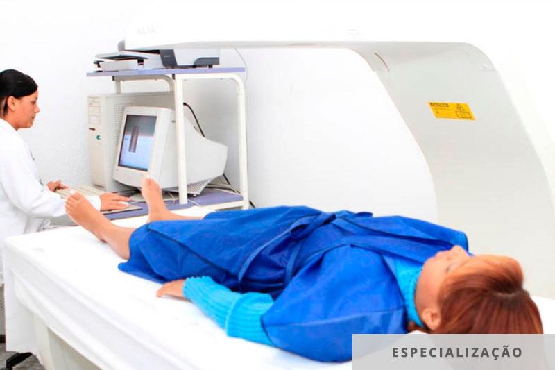 especialização em densitometria óssea