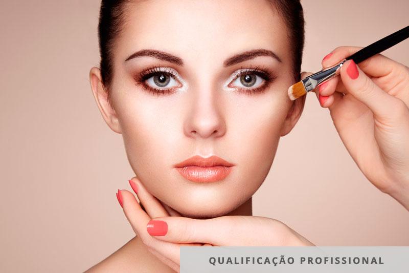 qualificação profissional em maquiagem