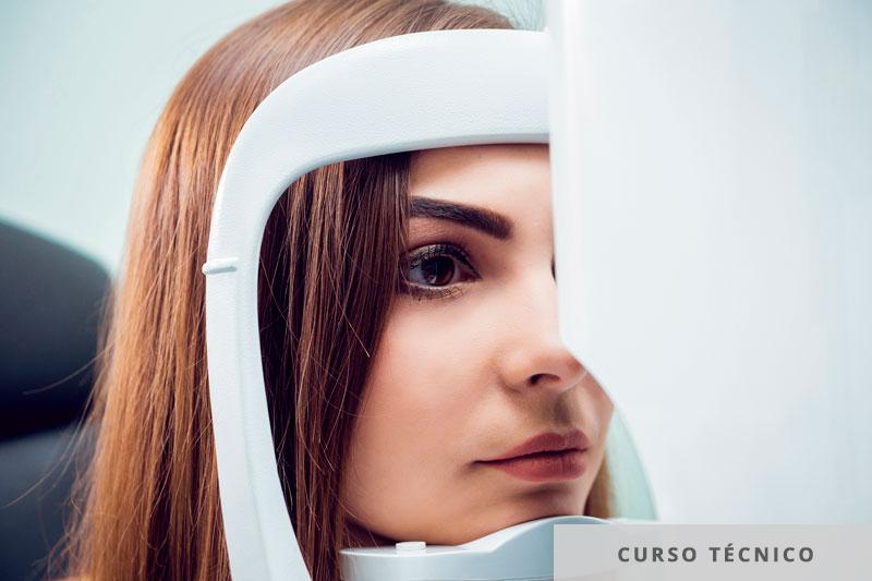 técnico em óptica e optometria