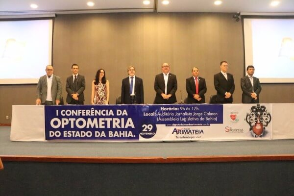 conferência optometria
