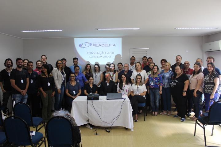 convenção grupo educacional filadélfia