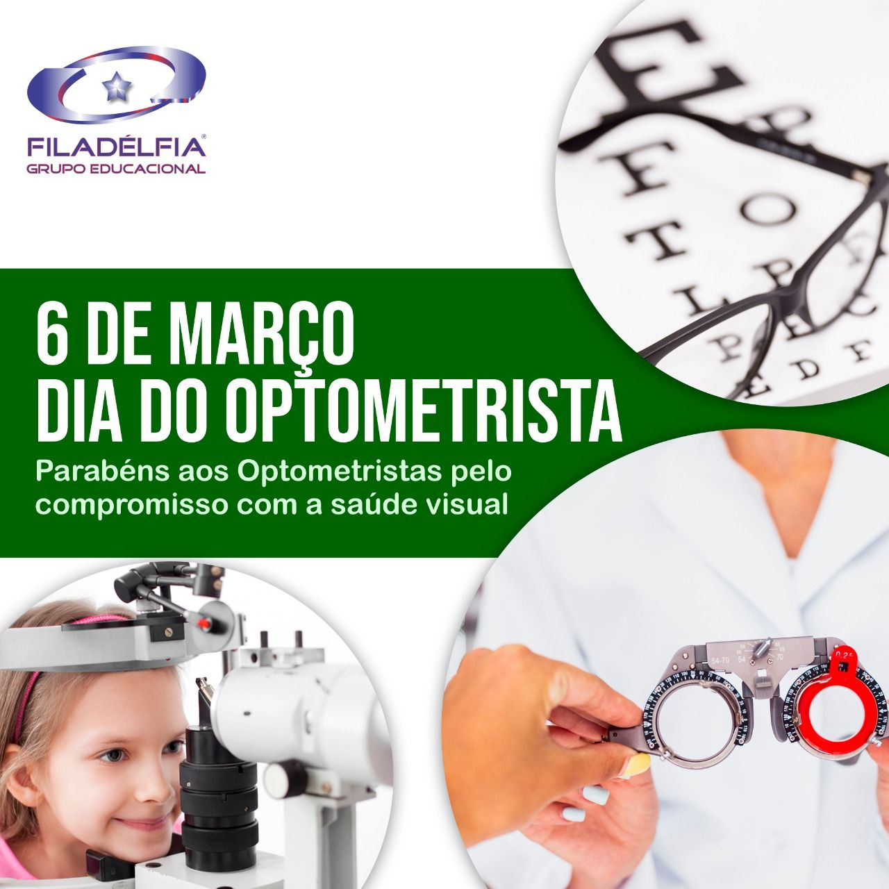 Filadelfia - Dia do Optometrista 2021